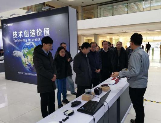 作为全国首家获商用车自动驾驶路试牌照企业 福田展示了强大的技术能力