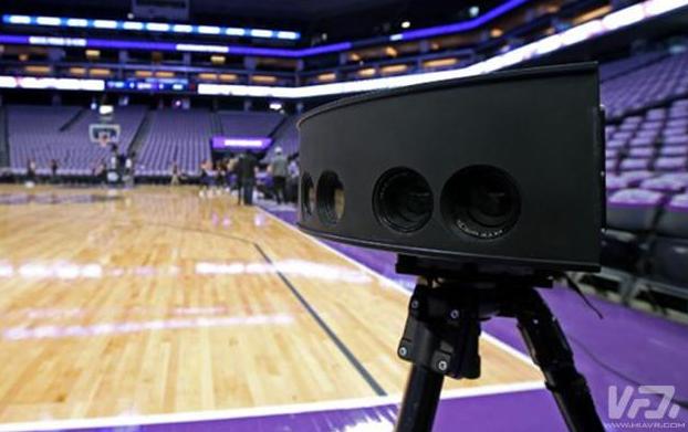 英特尔和Turner Sports将通过VR直播2018~2019赛季NBA