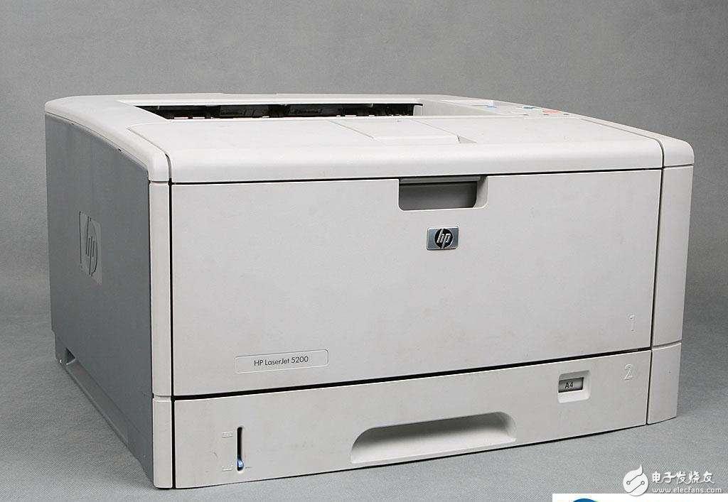打印机种类和区别