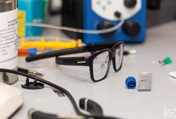 North收购英特尔Vaunt AR眼镜项目
