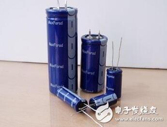 电容和电池是一个东西吗?