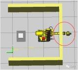 机器人轴动作范围的设定步骤