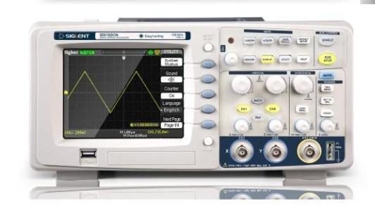 Pico示波器进行电源及其功率因数的分析