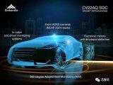 Ambarella推出一款新型汽车摄像头芯片