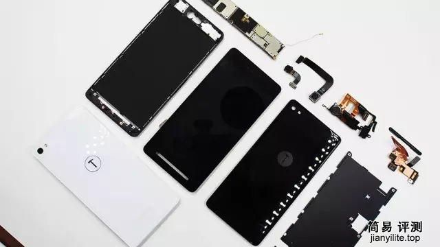 SmartisanT1拆解 2014年最难拆解的国产智能手机