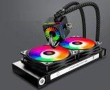 玩家风暴船长240PRO水冷散热器评测 散热效能与颜值兼备打造专属于自己的RGB平台