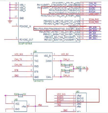STM32单片机JTAG的复用方法解析
