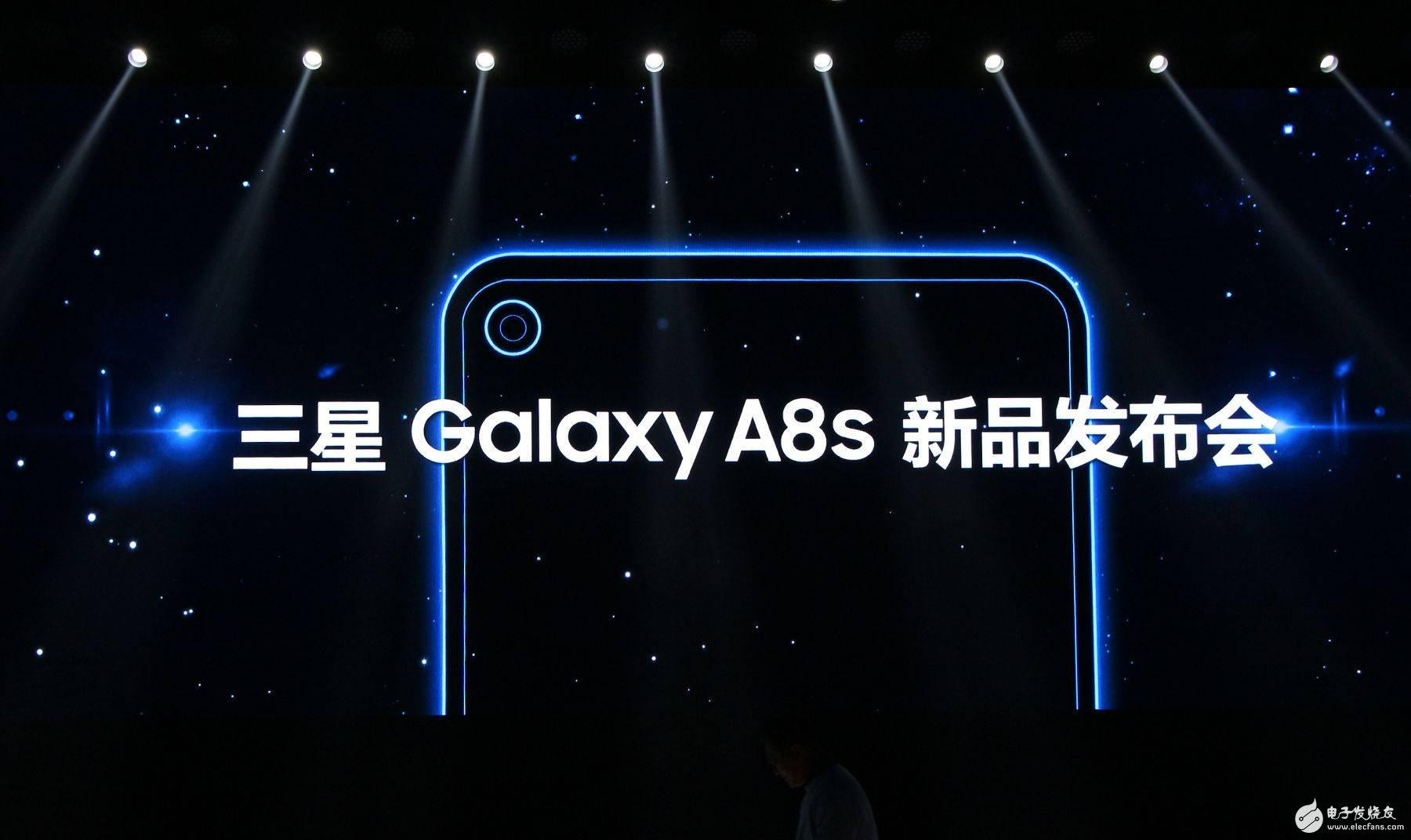 三星GalaxyA8s高清图赏