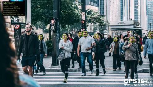 国外人脸识别技术发展盘点 人脸识别技术越来越火热