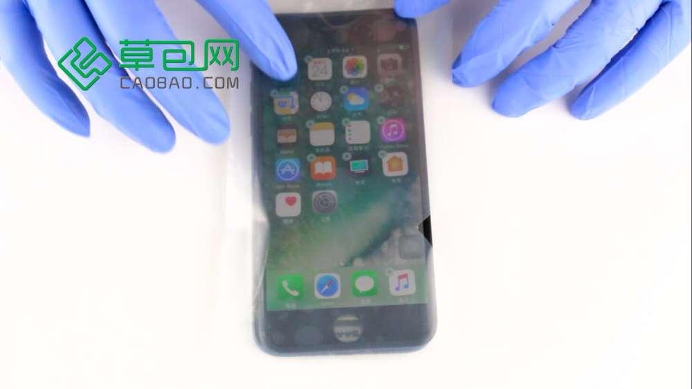 iPhone7换屏前怎样测试
