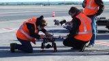 机场用无人机维护地面设备