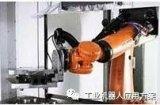 三种机器人应用于机床自动化的安装方式
