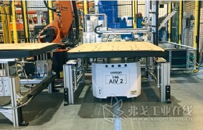 一家挪威的智能化工厂利用移动式机器人实现了高灵活性的生产