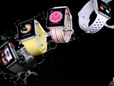 2018年智能手表销量将达到7280万台占总量的三分之二