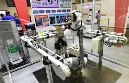 工业机器人市场在未来几年的增长将十分明显