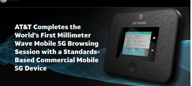 AT&T已在美国推出5G移动网络服务定价略低于4...