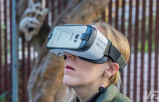 随着整个市场的发展 未来VR体验店将会拓展出更大的发展空间