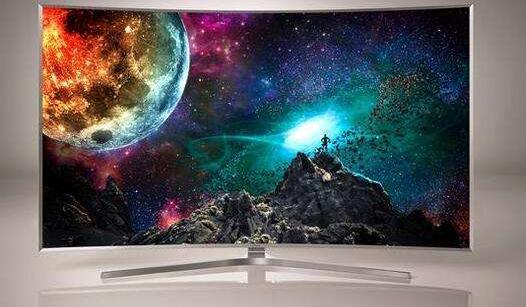 三星The Frame画壁电视适应房间的光线 使屏幕上的内容看起来更自然