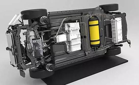 现代汽车拟建第二座氢燃料电池工厂 产能将扩大到每年约40000台