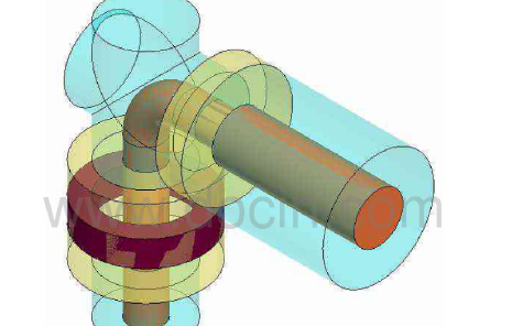 同軸連接器HFSS模擬的詳細資料說明