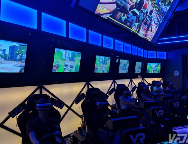马来西亚最大VR主题公园正式开放 拥有14间体验厅以及多达13种VR游戏
