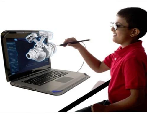 Zspace推出儿童笔记本电脑可以实现增强现实或虚拟现实内容互动