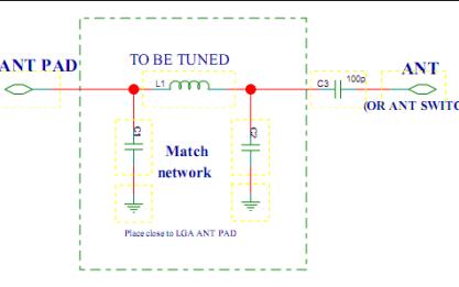 华为终端的射频天线口匹配如何进行设计和调试方法说明