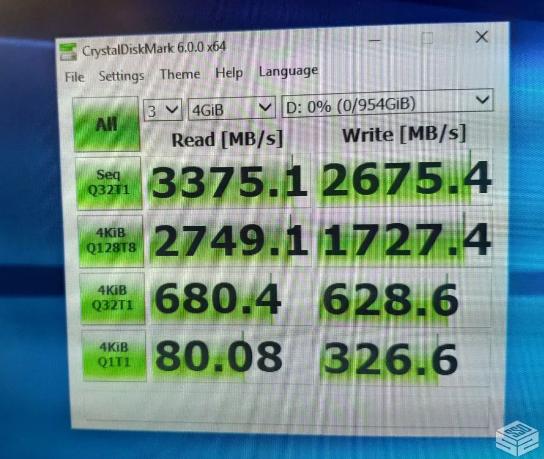 中国自研Nvme固态硬盘已获实质性技术突破 读取速度达3375MB/s
