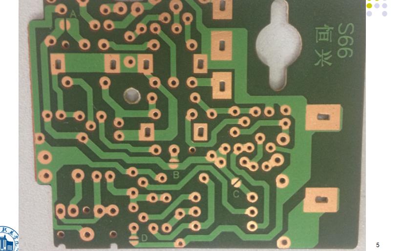 收音机电路的PCB和原理图版图设计资料免费下载