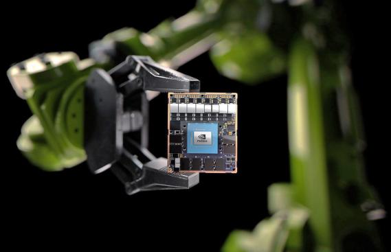 机器人行业迎来超级计算时代 NVIDIA加速人工...