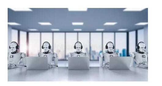 你接的推销电话是机器人打来的你信吗?