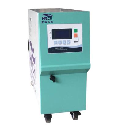 关于PLC模温机的优点简单剖析