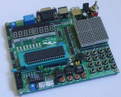 AVR单片机比较匹配清零计数器模式的操作步骤及过程