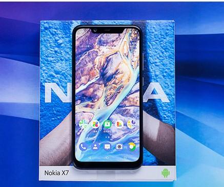 诺基亚X7搭载骁龙710和卡尔蔡司摄像头堪称千元手机拍照王者