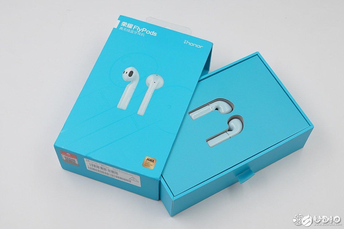 荣耀flypodstws真无线蓝牙耳机拆解 做工及用料如何图片