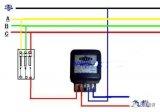 三相电转两相电的接线方法