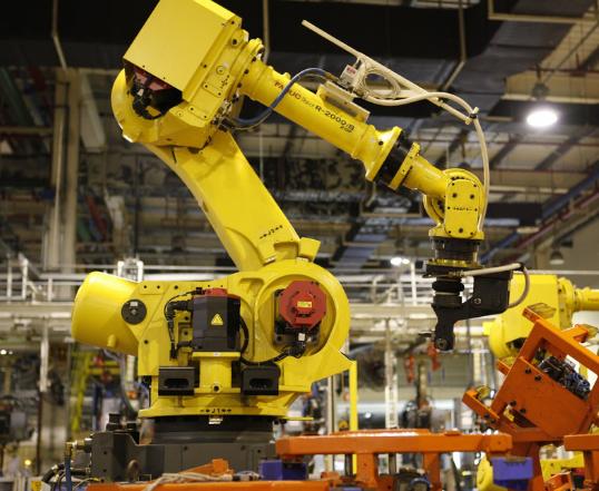 寒冬来袭 中国的工业机器人行业也难以避免受冻