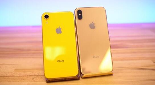 iPhone XR单摄和XS Max双摄有什么区别?
