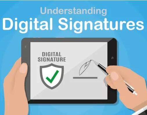 如何使用ECDSA算法生成数字签名