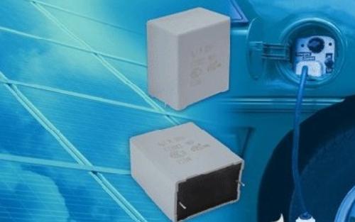 Vishay汽車級X2電磁干擾抑制薄膜電容器已實現量產