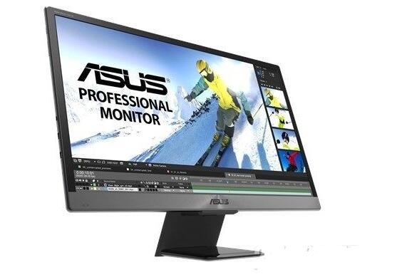 PC显示器也进入OLD时代?华硕21英寸OLED...
