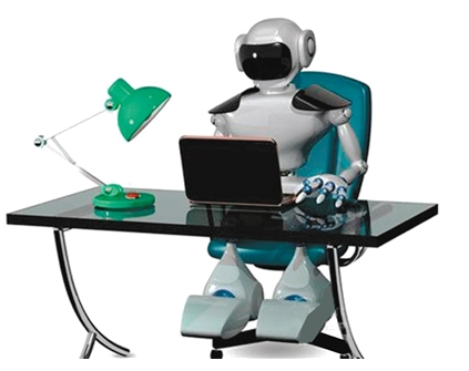 机器人写手已经入侵 记者或将被取代