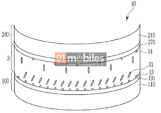 新闻快讯:三星曲面LCD屏幕专利获批 微软新型磁...