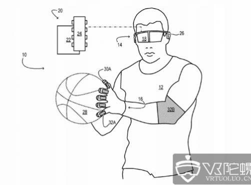 微软新专利曝光 是一种能够提高VR沉浸感的新型的磁性身体套装