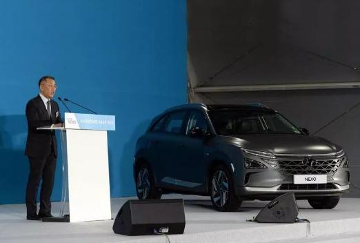 燃料电池车想要做到普及尚需些时日 现代汽车还有很...