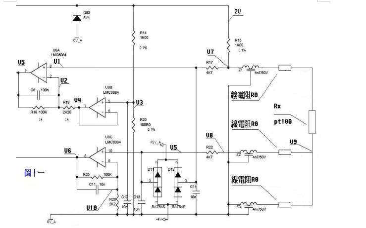 几种运算放大器和比较器的经典电路分析资料概述
