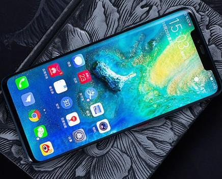 華為即將推出2億臺紀念版手機手機背面增加了一個金...