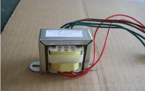 变压器手册中铁芯结构常数的计算公式详细资料说明