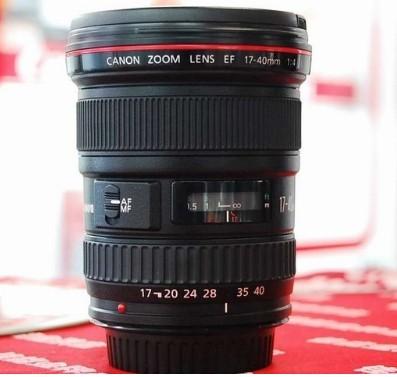 佳能EF 17-40mm f/4L USM镜头搭载F4恒定光圈拥有出色的虚化效果