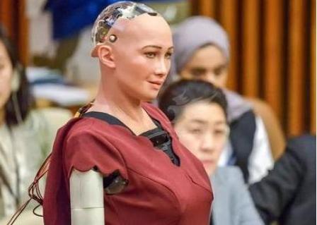 当机器人技术真正成熟并且大规模使用后 有很多行业...